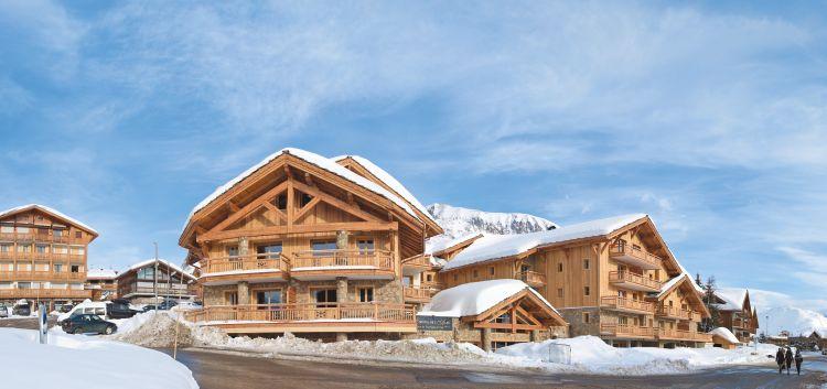 Residence & Spa Cgh Le Cristal De L'alpe