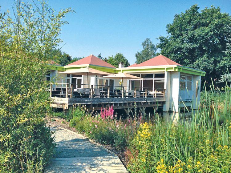Domaine les jardins de l anjou in vall e de la loire tui for Les jardin de l anjou