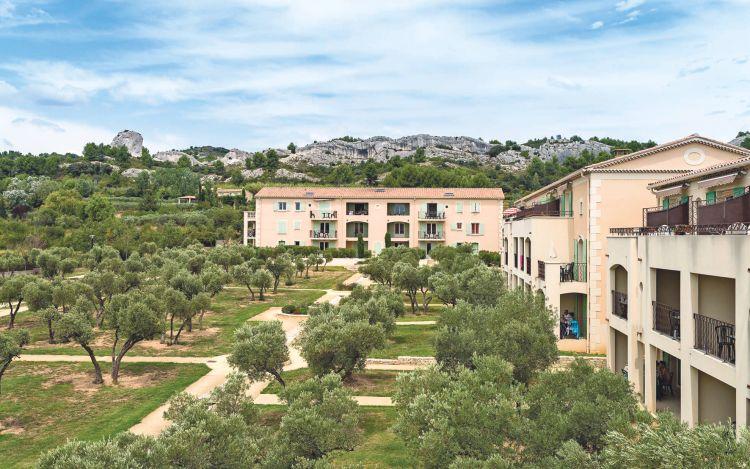 Residence Lagrange Vacances Le Domaine De Bourgeac
