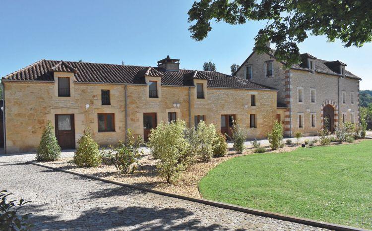Hotel Le Domaine Du Château De Monrecour