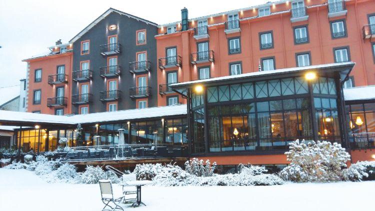 Hotel Le Grand Hotel & Spa