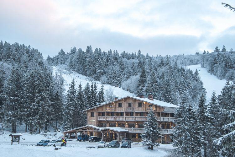 Hotel Le Collet