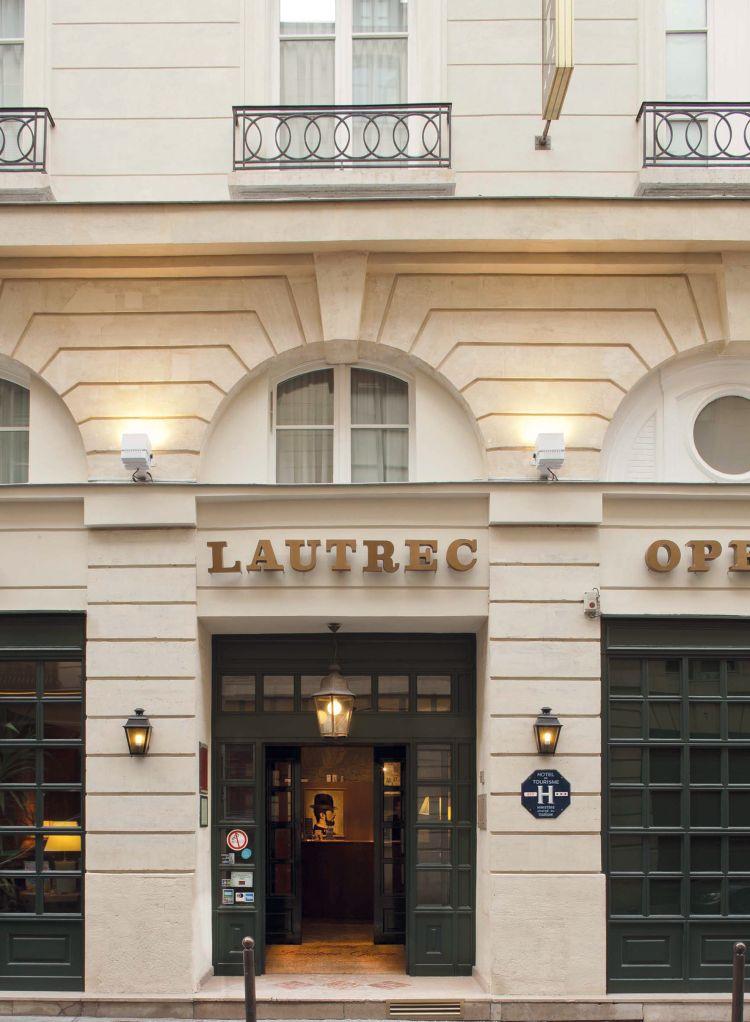 Hôtel Lautrec Opéra