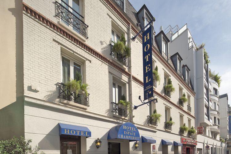 Hôtel Espace Champerret