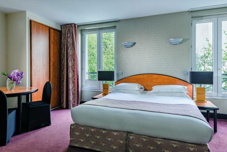 Hotel Best Western Le Patio Paris