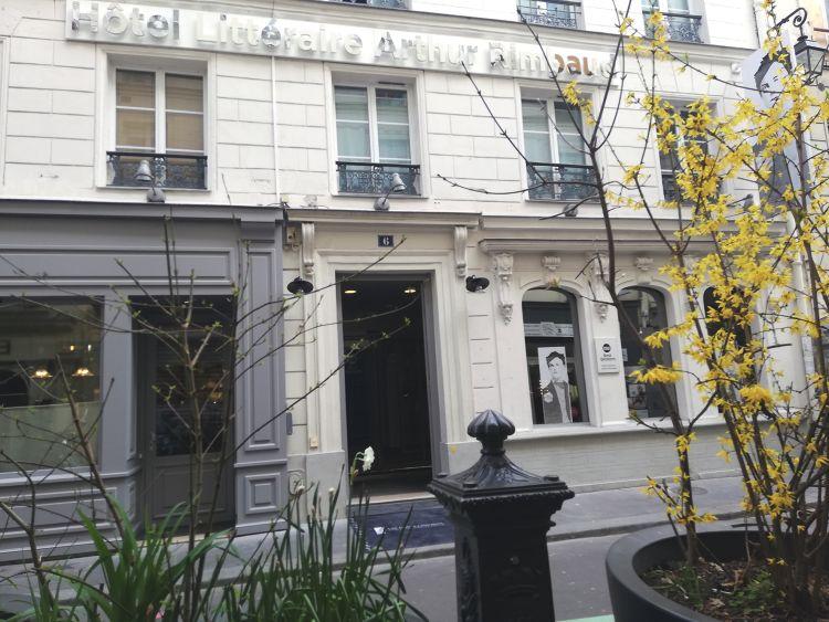 Best Western Hôtel Littéraire Arthur Rimbaud (ex Faubourg St. Martin)