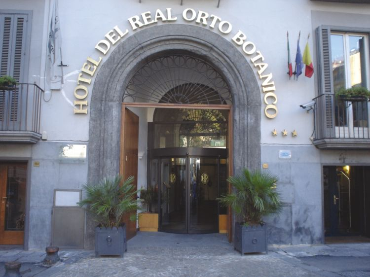 Hôtel del Real Orto Botanico