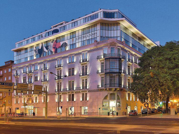 Hôtel Jupiter Lisboa