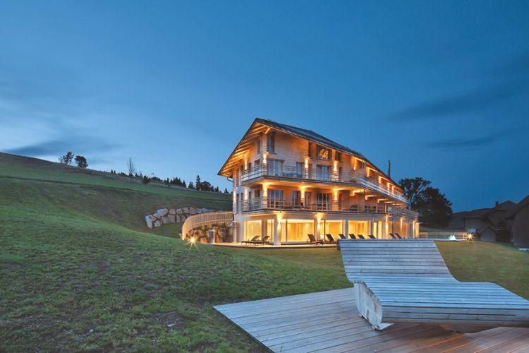 der Waldfrieden naturparkhotel