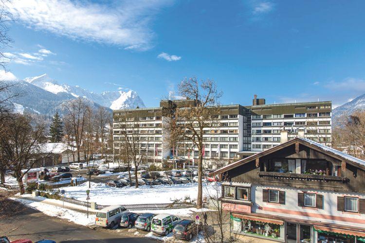 Hotel Mercure Garmisch-Partenkirchen