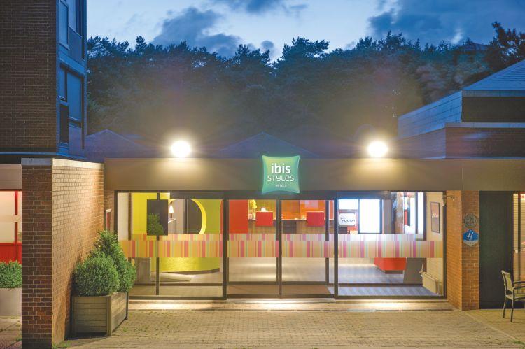 Hotel Ibis Styles Louvain La Neuve