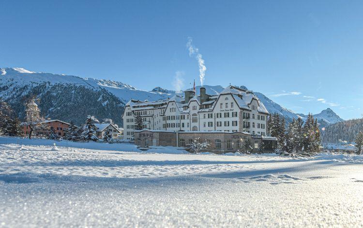 Hotel Cresta Palace