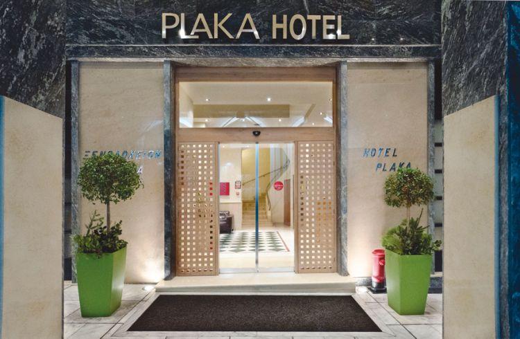 Hôtel Plaka