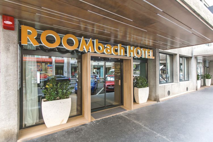 Hotel roombach in boedapest tui for Design hotel ungarn