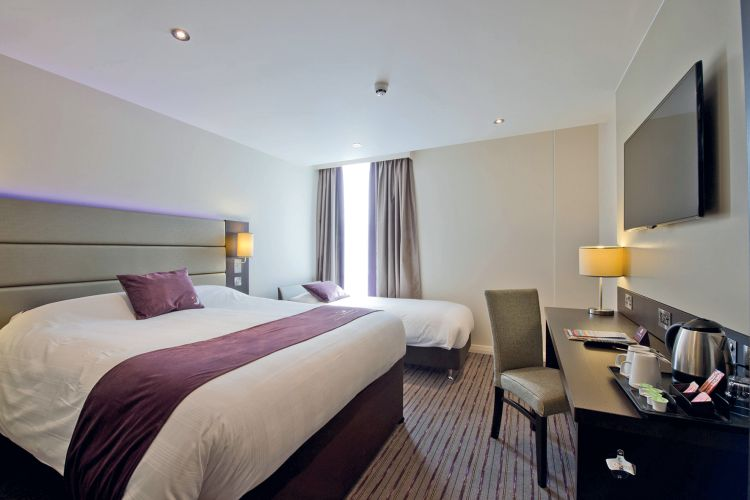 Hôtel Premier Inn Tower Hill