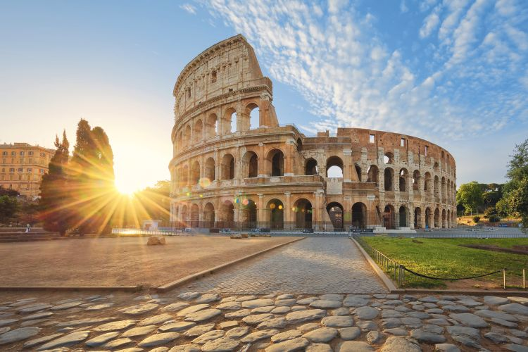 Italië Rome, bakermat van de Romeinse beschaving - foto 1