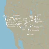 USA Hoogtepunten van het Zuidwesten - foto 2