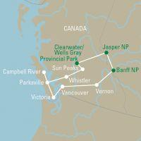 West-Canada Natuurpracht in West-Canada! - foto 2