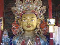India, Ladakh  heilige bergen, monniken en nomaden - foto 3