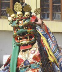 India, Ladakh  heilige bergen, monniken en nomaden - foto 4