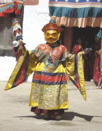 India, Ladakh  heilige bergen, monniken en nomaden - foto 5