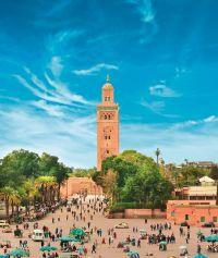 Marokko langgerekte kleurenpracht aan de Atlantische oceaan - foto 6