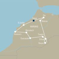 Marokko langgerekte kleurenpracht aan de Atlantische oceaan - foto 2
