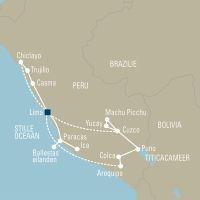 Peru de schatkist van de inca's  - foto 2