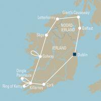 Ierland land van sagen, woeste kusten en heerlijke guinness - foto 2
