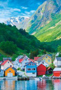 Noorwegen natuurparadijs van gletsjers en fjorden - foto 3
