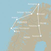 Finland & Noorwegen noordkaap en lofoten - foto 2