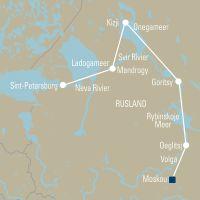 Rusland Volgacruise - foto 2