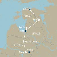 Baltische Landen vilnius, riga & tallinn in een notendop - foto 2