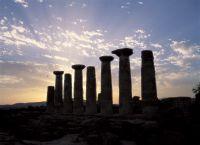 Italië sicilië, archeologisch openluchtmuseum - foto 4