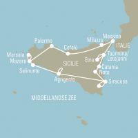 Italië sicilië, kruispunt der beschavingen - foto 2