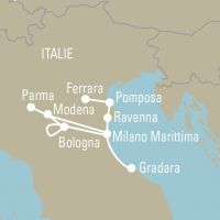 Italië Ravenna & Emilia-Romagna, een streek vol superlatieven - foto 2