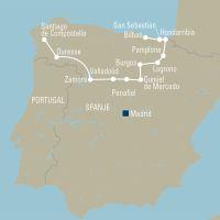 Spanje Noord-Spanje op z'n best: tapa's, bodega's, kastelen en kathedralen  - foto 2