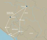 Montenegro, Bosnië en Herzegovina, Servië het kloppende hart van de Balkan - foto 2