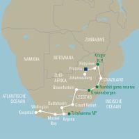 Zuid-Afrika uitbundige natuurpracht  - foto 2