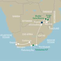 Zuid-Afrika tuin van eden  - foto 2