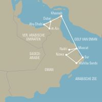 Oman & de Verenigde Arabische Emiraten schatkamer van de rijke Arabische cultuur - foto 2