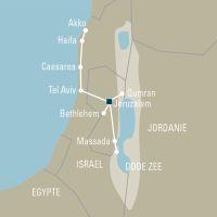 Israël culturele rijkdom tussen dode zee en middellandse zee - foto 2