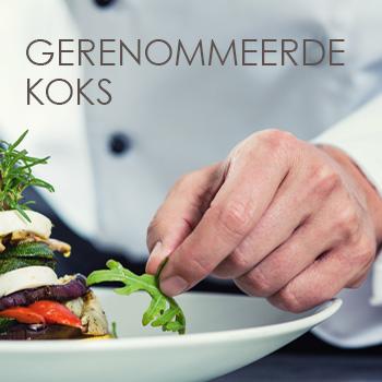 Gerenomeerde koks