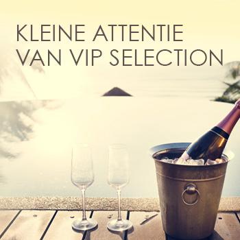 Kleine attentie van VIP Selection