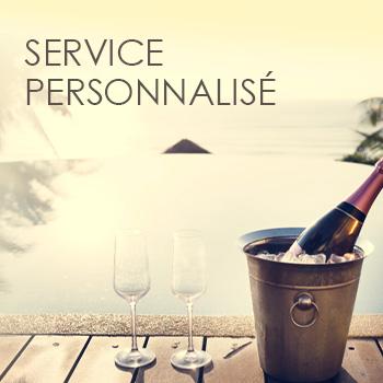 Service personalisé