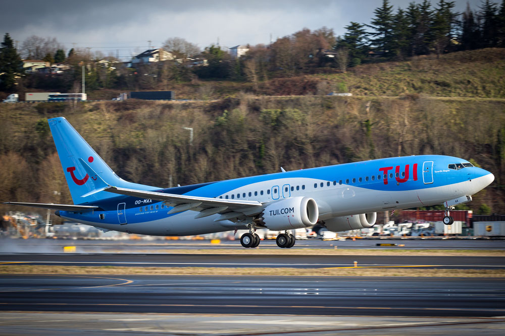 Onze vloot | TUI fly